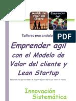 Talleres Emprender Agil Lean Startup