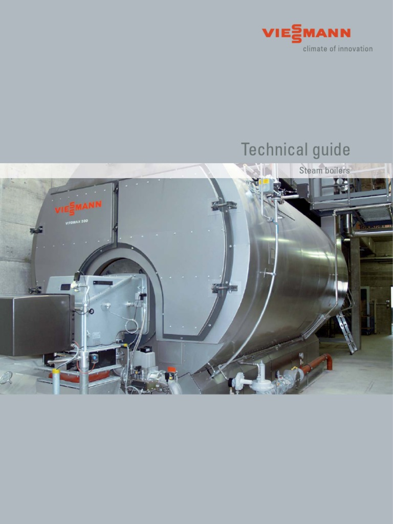 Technical Guide Steam Boilers | Steam | Steam Engine
