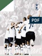 Tottenham Hotspur Annual Report 2011