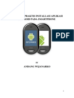 Tutorial Android Pada Smart Phone Androphedia 2