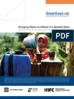57461602 Bringing Water to Where It is Needed Most Smart Lessons in Water Sanitation