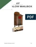 Bungalow Mailbox