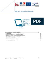 Guide Eforms 2012