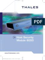 Thales Host Security