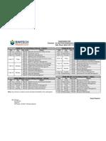 DateSheet III, April 2012