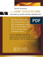 Gold Scams Report