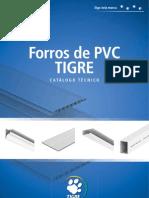 CATALOGO FORRO PVCTIGRE