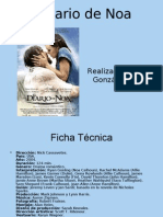 El diario de Noa, Irene González Aguirre.