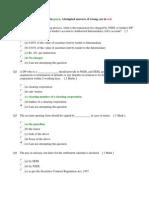Nsdl Questions