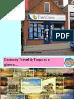 Tourism Marketing.
