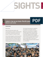 India's rise as an Asia-Pacific power