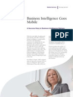 Business Intelligence Goes Mobile