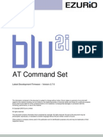 Bluetooth Development Kit at Command Reference v2.7 Download