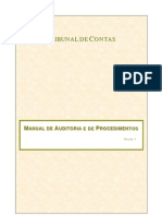 Manual de Procedimentos Do Tribunal de Contas