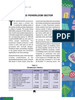 Power Loom Sectors