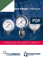 Roto Therm Pressure Gauge