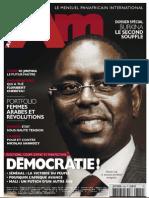 Magazine Afrique Magazine n.319 - Avril 2012