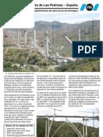 JobReport Las Pedrizas (Spanish)
