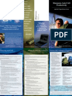 Cad Tech Brochure