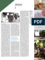 Zunzunegui, Santos - El árbol, el pintor  y el cineasta