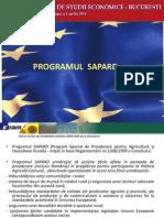 programul SAPARD