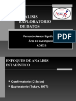 Analisis Exploratorio de Datos 3