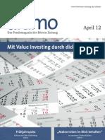 Mit Value Investing durch dick und dünn
