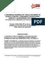 LA STORIA INFINITA DI GIOACCHINO GENCHI ALL'ASSESSORATO TERRITORIO AMBIENTE SICILIA
