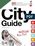 City Guide Варшава - путеводитель болельщика