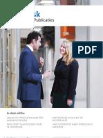 TOPdesk Consultancy Publicaties editie voorjaar 2012