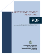 Pakistan Employment 2012