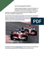 Saison de f1 grand prix formule 1