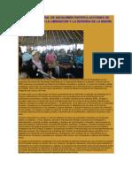 ASAMBLEA GENERAL DE ASOQUIMBO RATIFICA ACCIONES DE RESISTENCIA POR LA LIBERACIÓN Y LA DEFENSA DE LA MADRE TIERRA