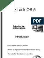 Backtrack OS 5