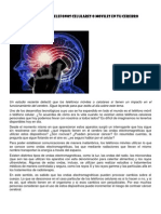 El Impacto de Los Telefonos Celulares o Moviles en Tu Cerebro