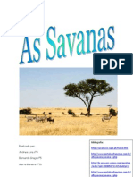 livro savanas