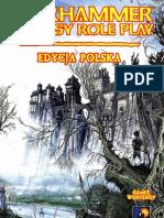 Warhammer Fantasy Roleplay - Podrecznik Glowny PL