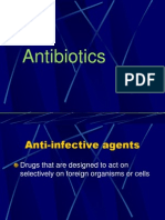 Anti-Infectives and Antibiotics