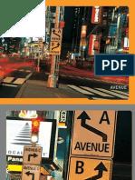 Avenue Brochure