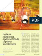 Transformer Failures Metwally