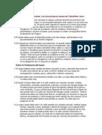 Reglas de Oshumeta