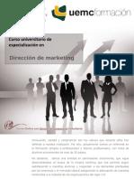 Curso universitario de especialización en Dirección de Marketing
