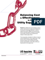 Supply Chain Brochure - Balancing Cost & Effectiveness - Web