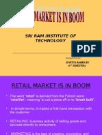 Retail Market Presentation
