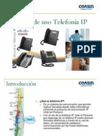 Capacitacion - Telefonos IP Usuarios Coasin 69XX - VALDIVIA