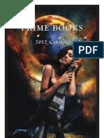 Prime Books 2012 Catalog