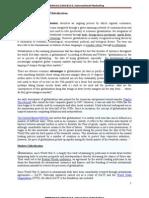 Assignment International Marketing