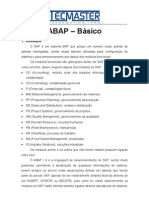 Apostila ABAP - Básico