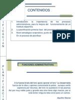 La Planificacion Como Fase Del Proceso Administrativo