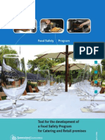Food Safety Plan for Catering